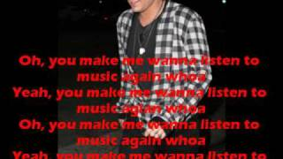 Adam Lambert-Music Again-Lyrics