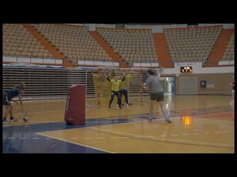 Handball Brings U.S. Olympians to the Auburn Community