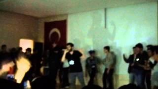 Taladro Deşarj 5 Live @Bursa