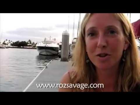 Roz Savage Video