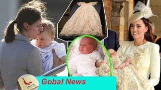 Prince Louis christening: What is the history behind gown Prince Louis will wear?
