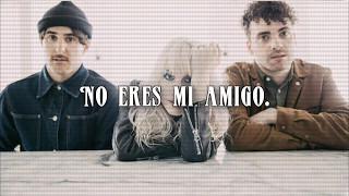 Paramore-No Friend (Sub. Español)