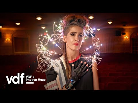 Live performance by Imogen Heap to close Virtual Design Festival | Virtual Design Festival | Dezeen
