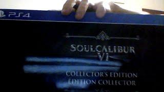 Soul Calibur VI Collectors Edition Unboxing