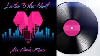 DHT - Listen to Your Heart (Alex Giudici Remix)