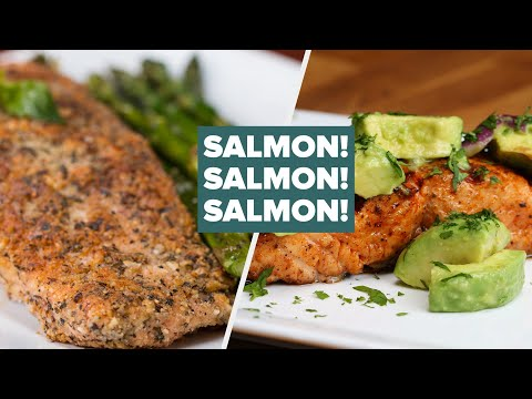 Salmon Recipes You MUST Try!