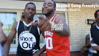 Gizzle x Hot Rod x Breed Reesey - Beyond Gang Freestyle (Music Video) Dir By @MikeD773