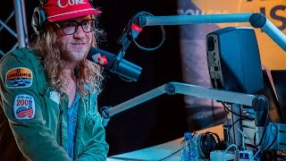 Interview Allen Stone @ North Sea Jazz 2016 | NPO Radio 2
