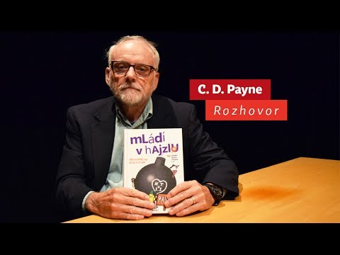 C. D. Payne: Rozhovor pro Martinus + soutěž!