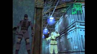 Best Game Music with Trivia #69 - Metal Gear Solid - Warhead Storage