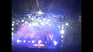 Starlight - Adam Lambert (Live)