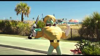 The SpongeBob Movie: Sponge Out of Water | Clip: Super Powers | Paramount Pictures International