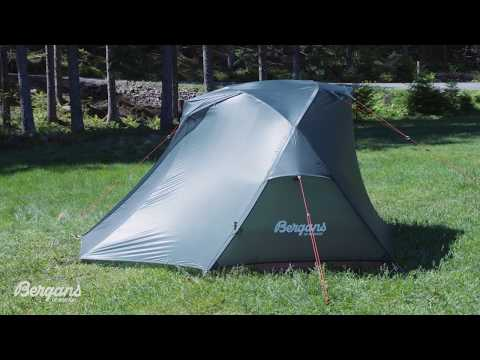 How to set up 6108 Superlight dome 2 Tent