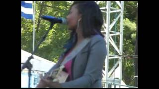 Jamie Grace - God Girl LIVE at theFEST 2013