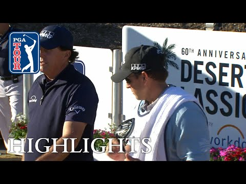 Highlights | Round 3 | Desert Classic 2019