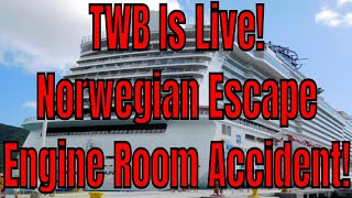 5pm et TWB is Live! Join Bruce for Cruise Ship and Cruise Lines News Trends and Updates!