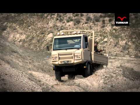 HISCAR - 4x4 TURKAR Askeri Personel Taşıma Aracı Tanıtımı