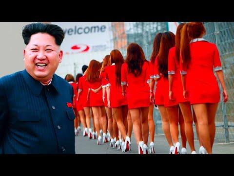 Северная Корея — Шокирующие факты о Ким Чен Ыне