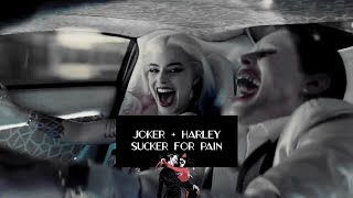 The Joker & Harley Quinn - Sucker For Pain