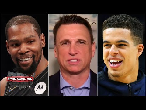 Tim Legler on KD, Kyrie and Harden, the 76ers and the ceiling for the Nuggets   SportsNation