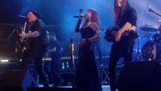"""""""Epona"""" Eluveitie live in Filago at Metal for Emergency 5-8-2017"""