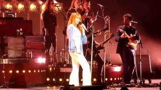 FIRST TIME-Florence and the Machine-I love you all the time-Paris Zenith 2015-12-22