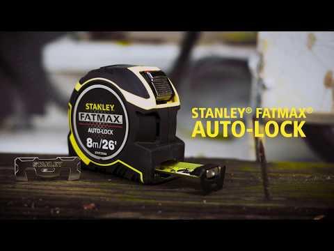 STANLEY® FATMAX® AUTO-LOCK Tape