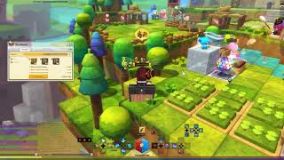 [MapleStory 2] No Game No Life OP: This Game - Piano Performance
