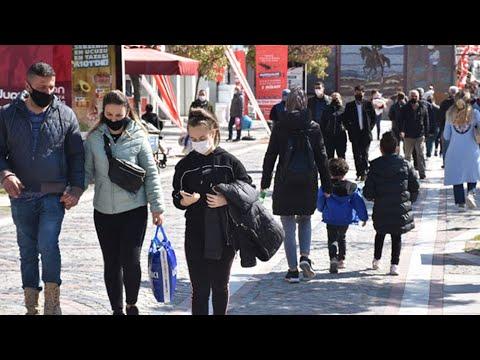 Trakya'da Kadınlar Ev Oturmalarını Kesmedi, Vaka Artışı Durmadı