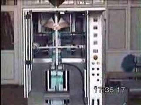 Sıvı Dolum Otomatik Paketleme Makinesi