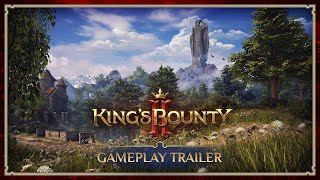 King\'s Bounty II Gameplay Trailer Shows Off Key Choices For Progress