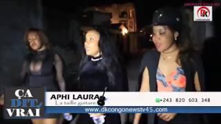 AFY LAURA & CYSHIAN WADOL &JEAL SHOW BAZO KENDE KENYA+BALELI CARINE NDENGE AKEI