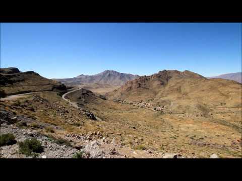 Tafraoute (Anti-Atlas) High Mountains Region – Morocco