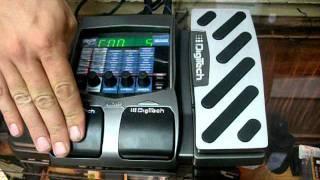 Digitech RP200.