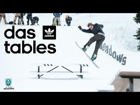 Adidas Das Tables 2017 - Mt. Hood Meadows