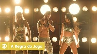 A Regra do Jogo: Juliano Cazarré é MC Merlô na novela da Globo das nove
