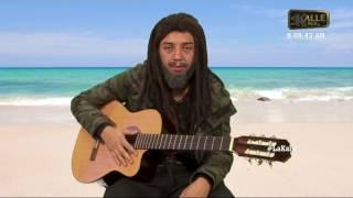 """Rastacuando le compuso canción a Sara Uribe """"Yo lo que quiero es - heno"""""""