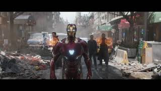Infinity War : Iron Man Suit up Clip | In Tamil | Marvel Tamil Fans