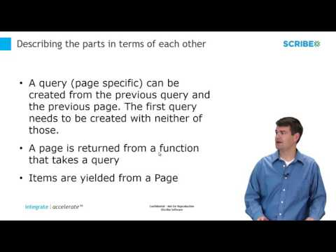 Scribe CDK Training Part 9: Query Paging