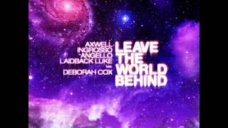 SHM - Leave the world behind (Liam Englund & Joakim Strandberg remix 1)