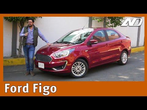 Ford Figo - Sorprendentemente completo para su segmento