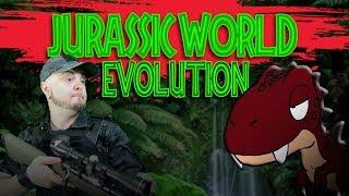 Vidéo-Test : Jurassic World Evolution - CETTE ARNAQUE (feat. Raptor Dissident / Cédrik Jurassik)