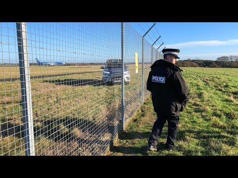 Policing London Luton Airport