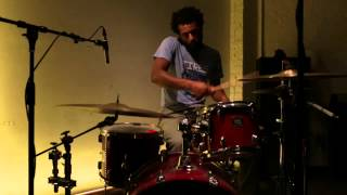"Little Dragon ""Twice"" - drum cover by Cinque Kemp"