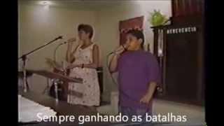 Vanderleia e Bruno - Vamos Andando Juntos (Prisminha)