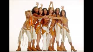Xibom Bombom ao vivo - As Meninas