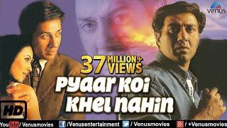 Pyaar Koi Khel Nahin {HD} | Hindi Full Movie | Sunny Deol Full Movies | Latest Bollywood Movies width=