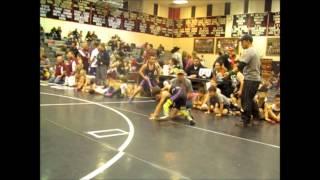 CJ Wrestling at Roosevelt Match 4