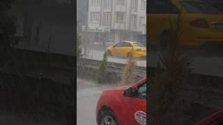 Yağmurun yağışı maşallah