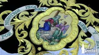 Manto de la Virgen del Rocío de la Hdad. de la Redención